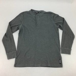 Karbon | Men's Long Sleeve Shirt | Grey
